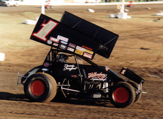 Donnie Crawford Sprint Car