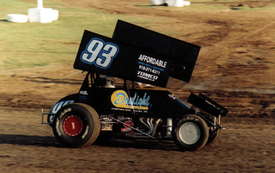 Jimmy Lambert Sprint Car
