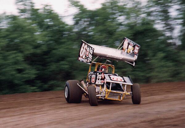 Aarron Berryhill Sprint Car